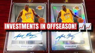 Best Basketball Card Investments to Make During the Offseason!