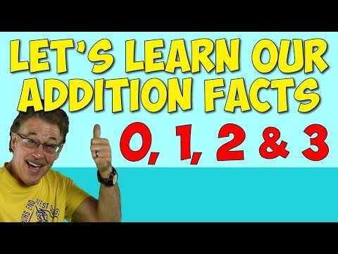 Lets Learn Our Addition Facts 1  Addition Song for Kids  Math for Children  Jack Hartmann