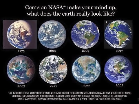 Balls of Blue - a closer look at NASA's Blue Marble and other images of the Earth from space