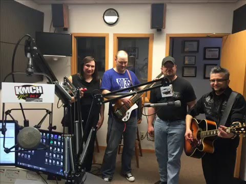Little Bar Band At KMCH Studios 3 18 16