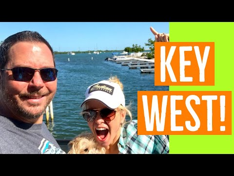 Key West!! | Full Time RV Living | Changing Lanes!