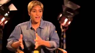 Drew Sidora talk about playing T Boz