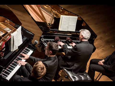Béla Bartók (1881-1945) - Sonata for two pianos and percussion