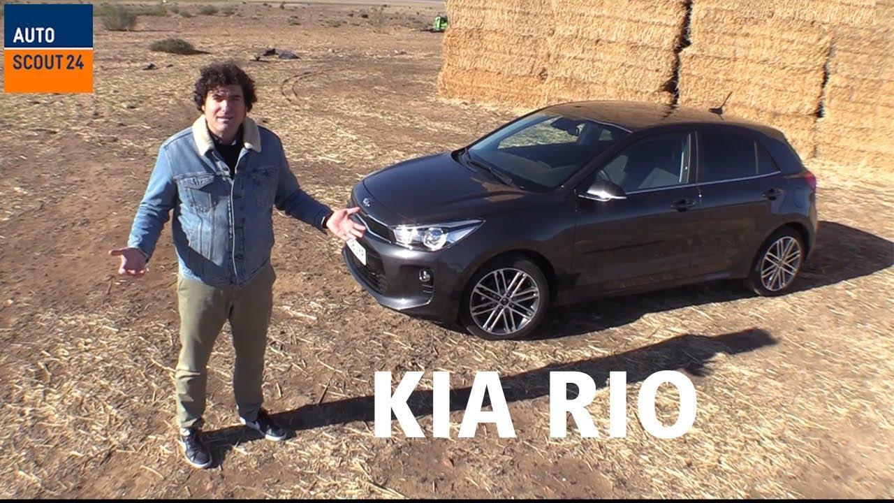 Kia Rio 2017 - Review En Espa U00f1ol - Autoscout24
