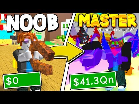 NOOB TO MASTER! BEST MAGNETS AND EVERYTHING UNLOCKED! MAGNET SIMULATOR! *NO ROBUX* Roblox