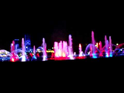 Friendship Fountain, Jacksonville, FL