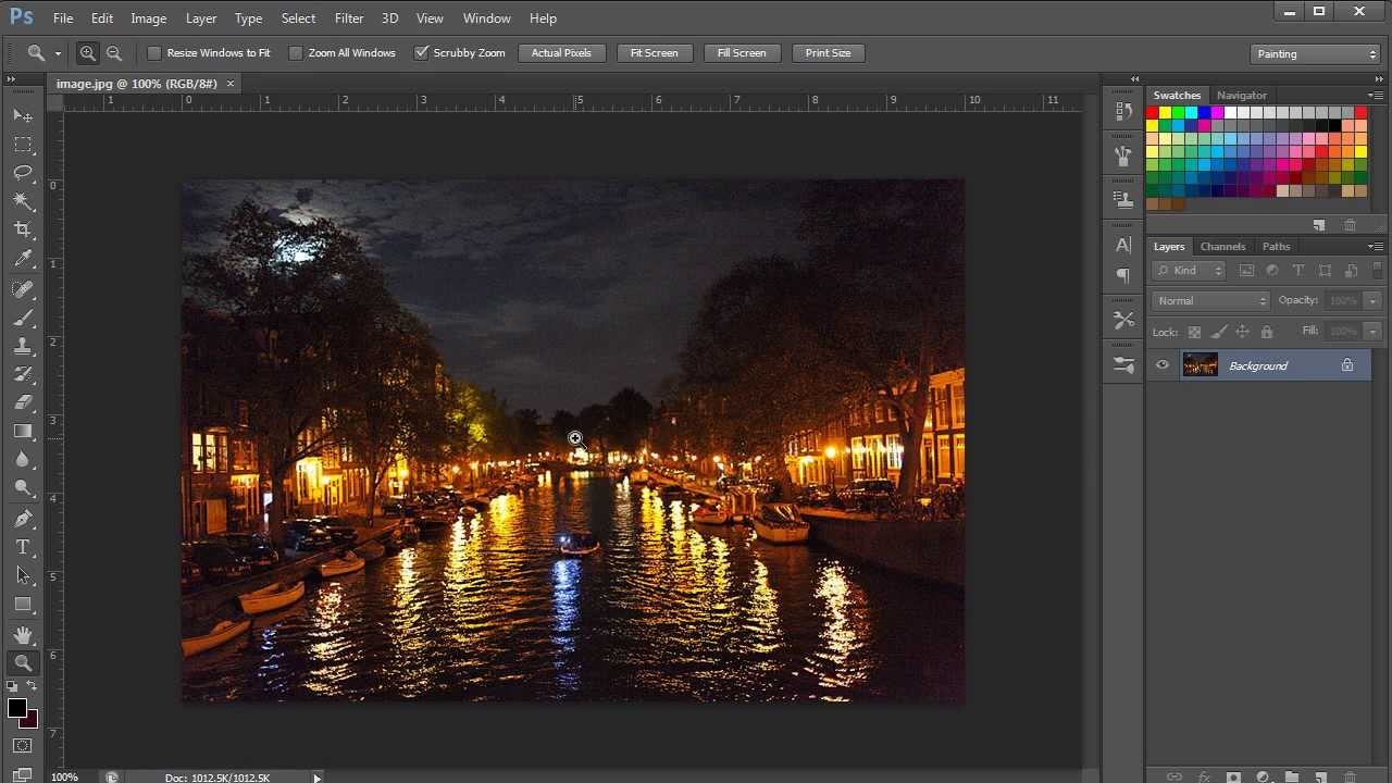 Camera Raw- Noise Reduction | Adobe Community