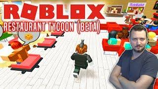 MASSER AF KUNDER! - Roblox Restaurant Tycoon Dansk Ep 5