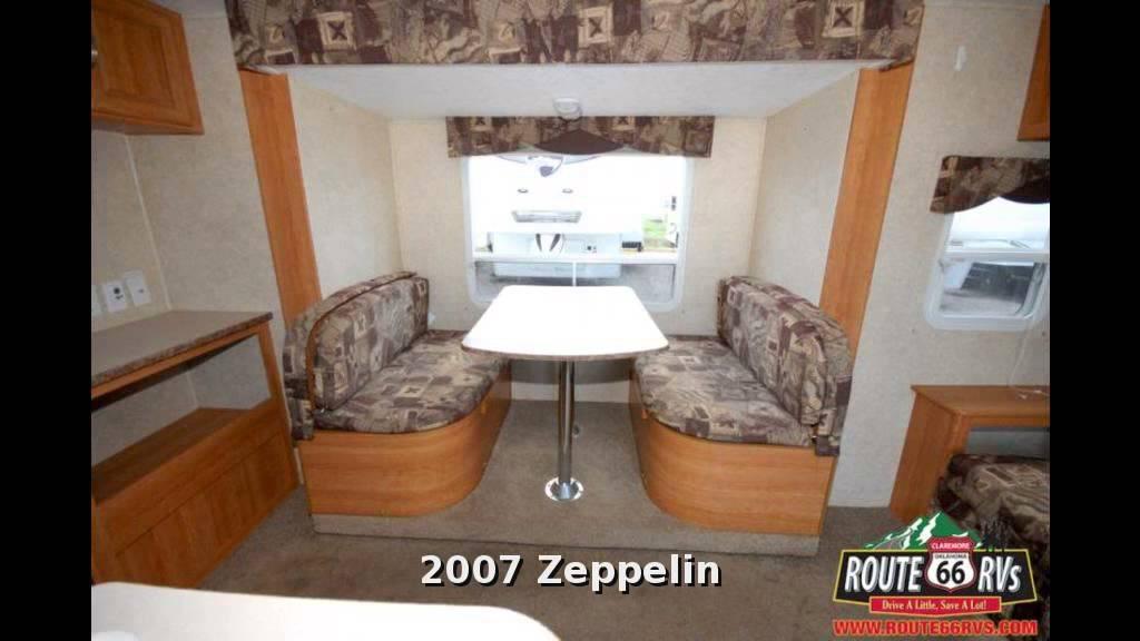 Zeppelin Travel Trailer