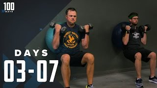 From Balance Balls to Medicine Balls: Days 3-7 | 100 Days