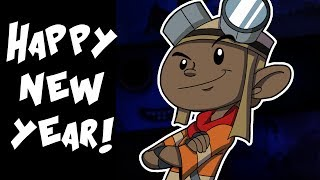 WHAT HAVE I BEEN DOING ALL YEAR Happy New Year Skylegend Animation