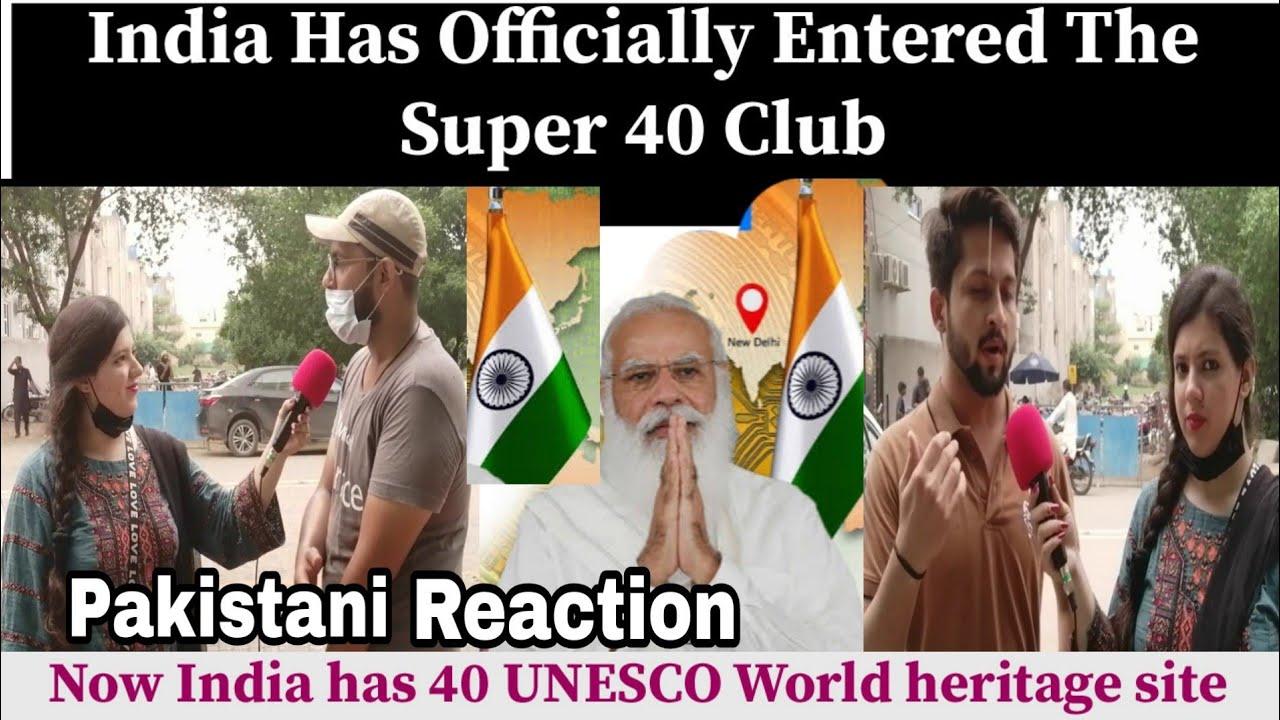 India Has Officially Entered The Super 40 Club - Pakistani Reaction  Ribaha Imran