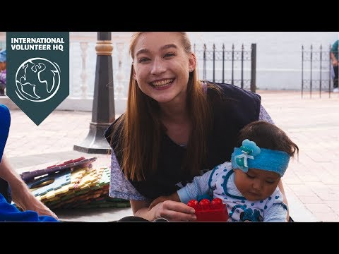 Volunteer In Ecuador With IVHQ