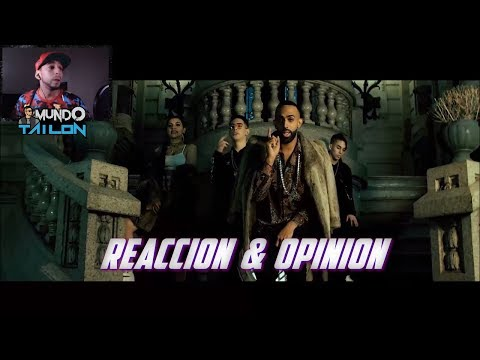 Mi Cubana Remix - Eladio Carrion X Khea X Cazzu X Ecko - REACCION