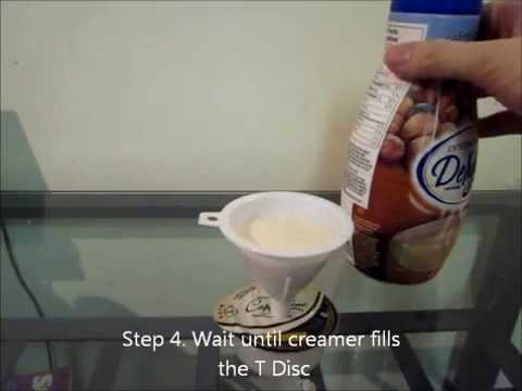 how to refill reuse a tassimo t disc youtube. Black Bedroom Furniture Sets. Home Design Ideas