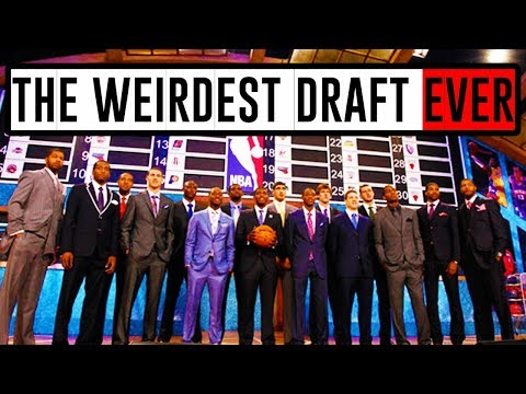 How The 2011 NBA Draft Class Became The WEIRDEST Draft Class EVER
