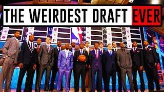 How The 2011 NBA Draft Class Became The WEIRDEST Draft Class EVER