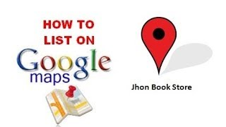 how to list your business on google maps Free HD Video
