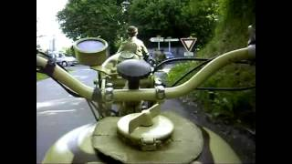 Ride from Etreham to Longues Sur Mer