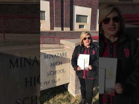 Minatare High School