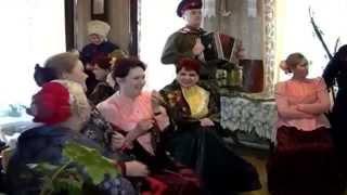 Донские казаки  город Фролово