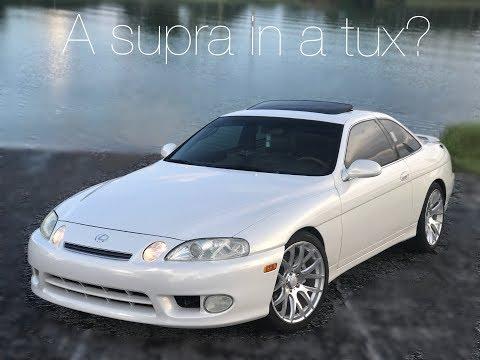 Lexus SC300 a Supra in a Tux? (Car Review)