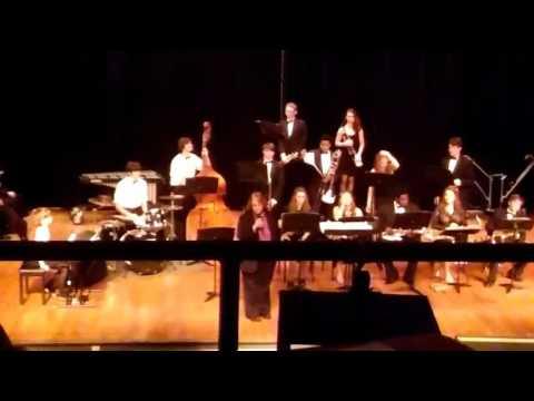 2017 Martinsburg High School Jazz Band