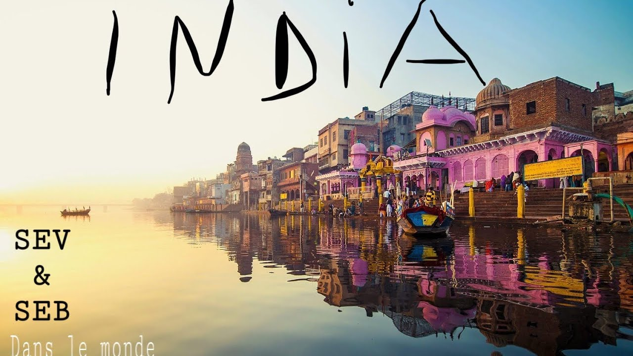 Travel in  India  : voyage en Inde