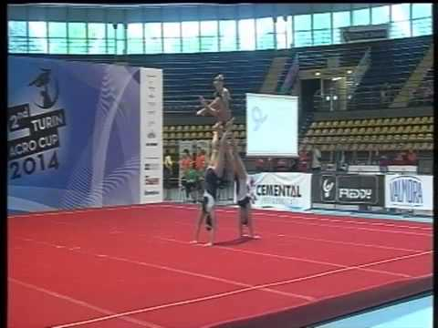 2nd Turin Acrocup - 2014 - Day 3 - Part 3