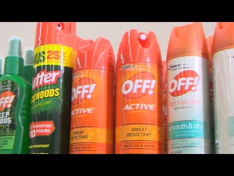 Is mosquito repellent safe to use during pregnancy?