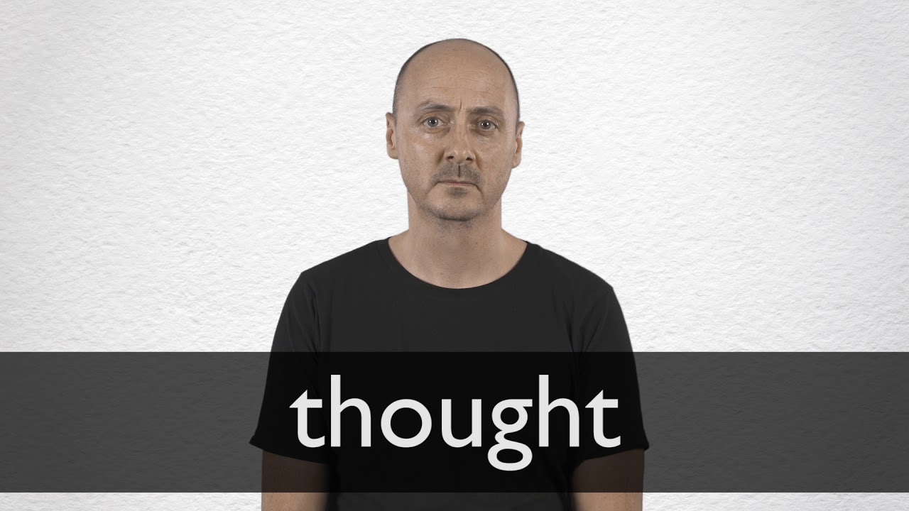 "Hindi Translation of ""thought"" 