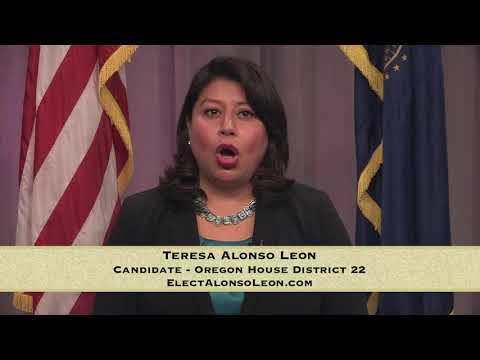 CCTV Video Voter Guide - Teresa Alonso Leon