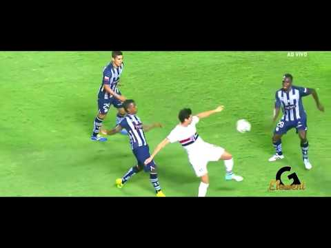 Paulo Henrique Ganso ● Magic Skills ● São Paulo ● 2014-2015  HD 