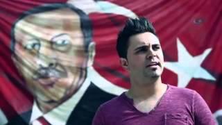 Gurbetçi gençten cumhurbaşkanı seçilen Erdoğan'a klip
