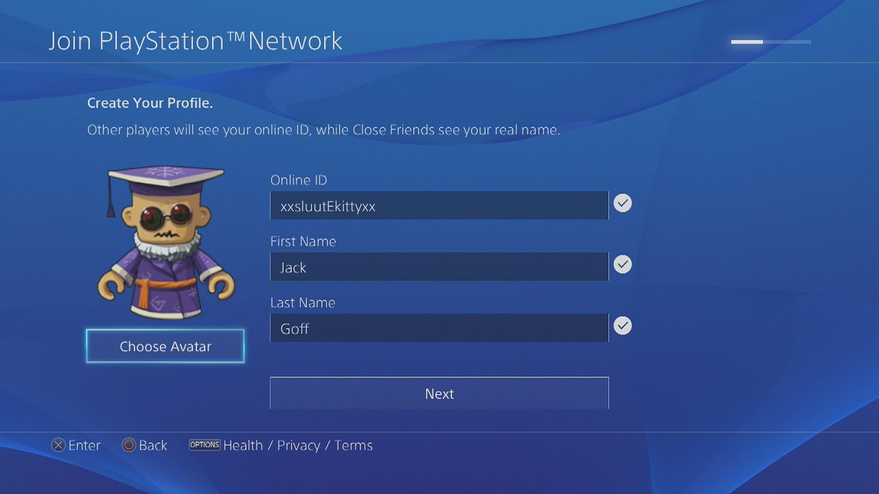 How To Create A Psn Account On Ps4 Easy Tutorial 2020 Youtube