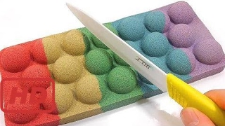 Orbeez Sand Balls Cake Toys DIY Learn Colors Slime Clay Toilet Poop