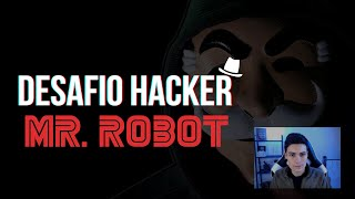 Desafio Hacker - Mr. Robot CTF