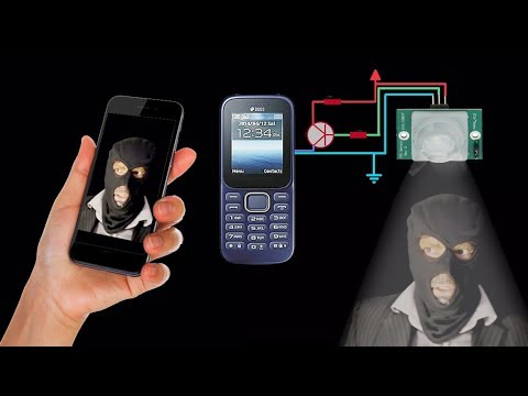 home security system with mobile