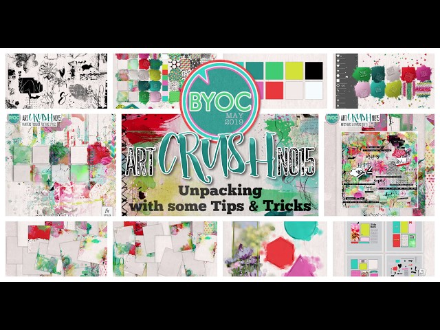 artCrush No15 - Unpacking by NBK-Design