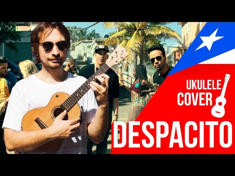 DESPACITO - Fingerstyle Ukulele Cover