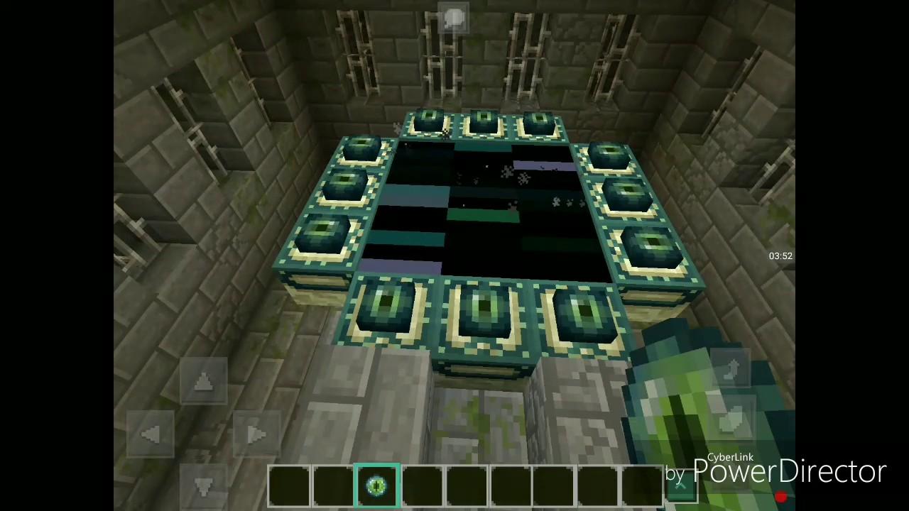 Minecraft End Finden