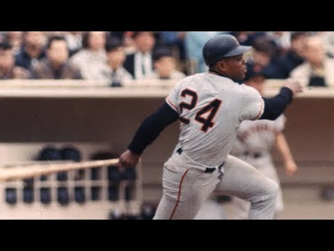 Willie Mays may be the greatest ever