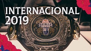 Final Internacional 2019 | Red Bull Batalla de los Gallos