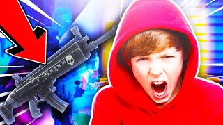 Kid Gets Scammed! *ULTRA RAGE* (Scammer Gets Scammed) Fortnite Save The World