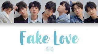 BTS - Fake Love | Pronunciación Fácil + Sub Español