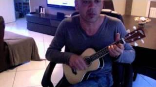 Louise Attaque Je t'emmène au vent ukulele