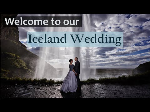 Our Iceland Wedding