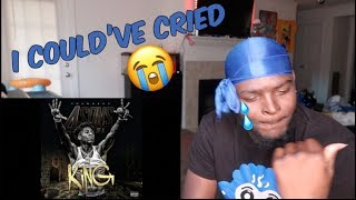 NBA YOUNGBOY - 4 SONS OF A KING REACTION (GREATEST RAPPER ALIVE)