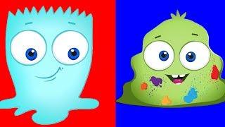 Download Оп и Боб 2020 — Водянистый и Плотный — Развивающие мультики для детей Mp3 and Videos