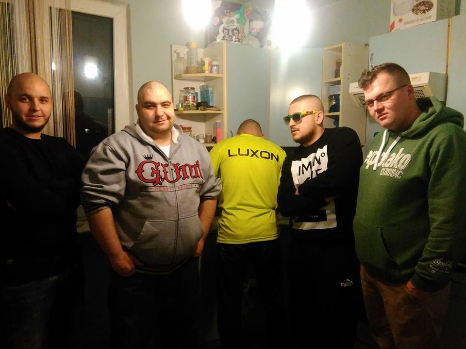 Kuchnia Z Rapem Odc 6 Gotuj W Biegu Feat Luxon